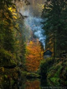 na podzim už je ráno chladno
